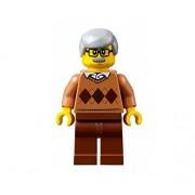 LEGO Town City Fun in the Park Minifigure - Grandpa Gramps Papa (60134)