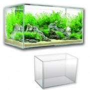 Acquario rettangolare 13 litri 35x17x22(h)cm+ accessori