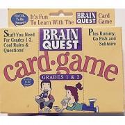 Brain Quest Card Game (Grades 1 & 2)