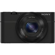 Sony Cyber-shot DSC-RX100 Compakt camera, 20,2 Megapixel, 3,6x opt. Zoom, 7,5 cm (3 inch) Display