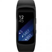 Smartwatch Gear Fit 2 Marimea L Negru Samsung