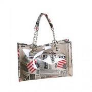 STONG Bolsa de playa Portátil Gran capacidad beach bag Shoppers bolsos de hombro (2#)