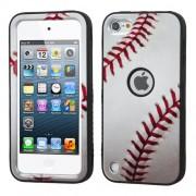 Funda Protector Triple Layer Apple Ipod Touch 5G / 6G Baseball Antiderrapante