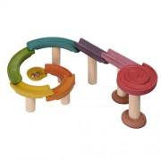 PlanToys 5642 track ball standard di 20 pezzi da assemblare in legno