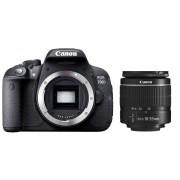 Canon eos 700d + 18-55mm dc iii - man. ita - 2 anni di garanzia