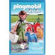 Playmobil 6411 Life City Vet Board Game