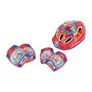 Chuggington - Set of Helmet + Protectors (SAICA Toys 8625)