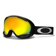 Oakley A Frame 2.0 Jet Black/Fire Iridium Skibriller