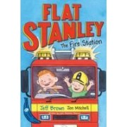 Brown, J: Flat Stanley And The Fire Station