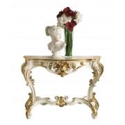 Konsolentisch Blattgold Luxury One