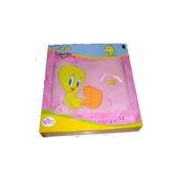 Tweety Notebook Bag 12 inch Colour Pink