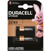 Duracell Ultra M3 Lithiumbatterie (Pack von 1) (DL245)