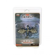 Dungeons and Dragons Attack Wing Wave Seven Blue Dragon Expansion Pack Game