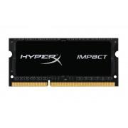 SODIMM, 8GB, DDR3L, 1600MHz, KINGSTON HyperX Impact, Low Voltage, CL9 (HX316LS9IB/8)