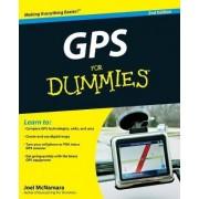 GPS for Dummies (R), 2nd Edition by Joel McNamara