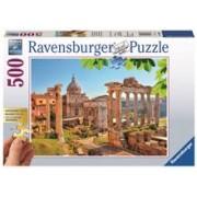 Puzzle Ruine Italia, 500 Piese