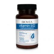 VITAMIN B12 (Methylcobalamin) 500mcg 100 Fast Dissolve Tablets