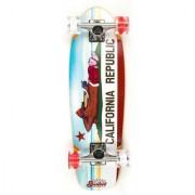 Sunset Skateboards Jay Alder's Cut Lip 9.75 Longboard Cruiser