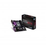 Tarjeta Madre Biostar Micro ATX H170GT3 Ver. 6.x, S-1151, Intel H170, HDMI