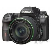 Kit aparat foto digital Pentax K-3 (cu obiectiv de 18-135mm WR)