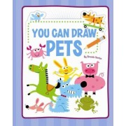 You Can Draw Pets by Brenda Sexton