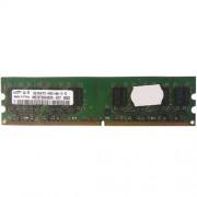 Samsung originale 2 gb 240 pin ddr2 800 (pc2 6400) 128mx8x16 doppio lato (m378t5663qz3 cf7)