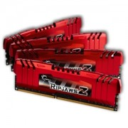Memorie G.Skill RipJawsZ 32GB (4x8GB) DDR3 PC3-12800 CL10 1.5V 1600MHz Intel Z77 / X79 Quad Channel Kit, F3-12800CL10Q-32GBZL