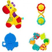 Bright Starts Teething Fun Gift Set