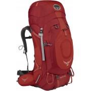 Osprey Xena 70 Trekkingrucksack Damen in rot, Größe M