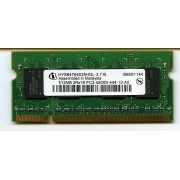 Infineon - Mémoire - 512 Mo - SO DIMM 200 broches - DDR2 - 667 MHz - PC2-4200S-444-12-A0 - HYS64T64020HDL-3.7-B