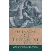 Beginning Old Testament Study by Professor of Biblical Studies John Rogerson