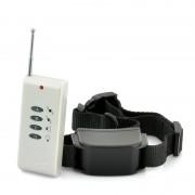 Collier de dressage pour chien - Vibration / Sifflet / 130m