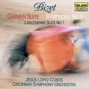 G. Bizet - Symph. No.1 In C/ Carmen.. (0089408022425) (1 CD)