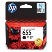 HP Cartus inkjet original, negru hp 655 (cz109ae)