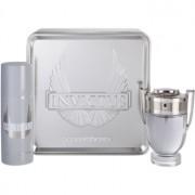 Paco Rabanne Invictus lote de regalo III eau de toilette 100 ml + desodorante en spray 150 ml