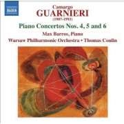 C. Guarnieri - Piano Concertos No.4-6 (0747313266722) (1 CD)