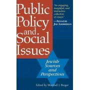 Public Policy and Social Issues by Marshall J. Breger
