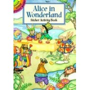 Alice in Wonderland Sticker Activity Book