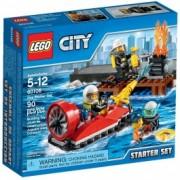 LEGO® City Set de pompieri pentru începători 60106