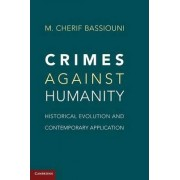 Crimes Against Humanity by M. Cherif Bassiouni