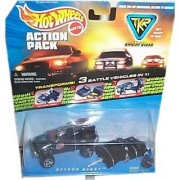 Hot Wheels Action Pack - Team Knight Rider (Tkr)