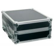 Citronic Case10:2 2u & 10u 19 Rack Flight Case Dj Mixer Pa Amplifier
