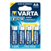 АЛКАЛНА БАТЕРИЯ AA R6 VARTA HIGH ENERGY
