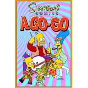 Simpsons Comics A-go-go by Matt Groening