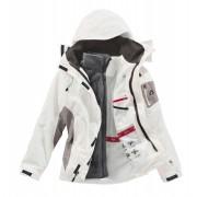 OCK Doppeljacke Damen in weiß, Größe 34