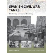 Spanish Civil War Tanks by Steven Zaloga
