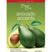 Avocado Accents by Jean Pare