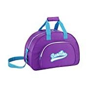 Benetton-Sport/travel bag, 48 x 33 cm, purple (SAFTA 711 552 219)