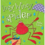 Incy Wincy Spider by Kate Toms