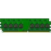 Mushkin 4GB DDR3 PC3-8500 Kit 4GB DDR3 1066MHz geheugenmodule